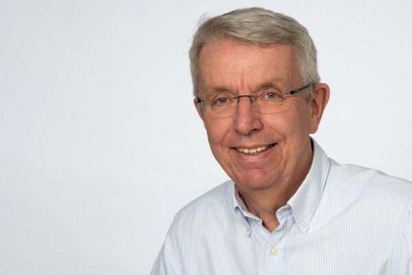Portrait image of Geir Lasse Kjersem
